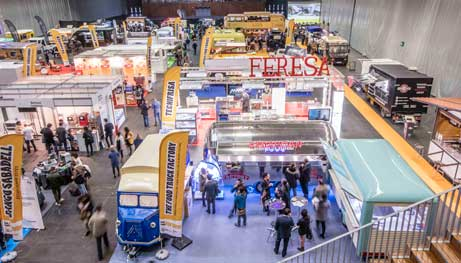 Vista del Food Truck Forum 2017