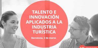 Talent For Tourism, congreso para profesionales del turismo, en Barcelona