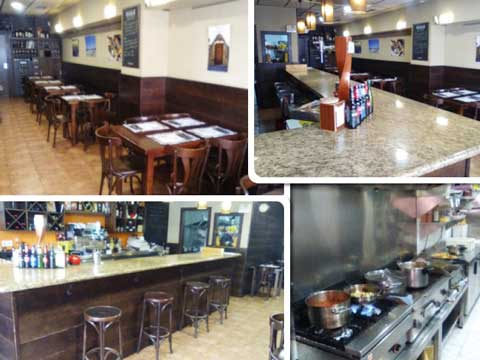 Bar-restaurante en traspaso en Catarroja (Valencia)