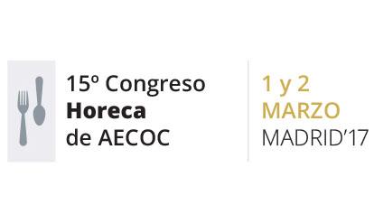 Logo del Congreso Horeca de Aecoc