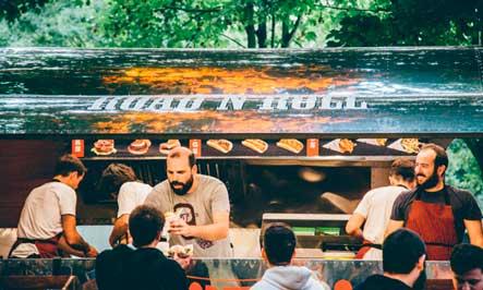 Food Truck de The Food Truck Factory
