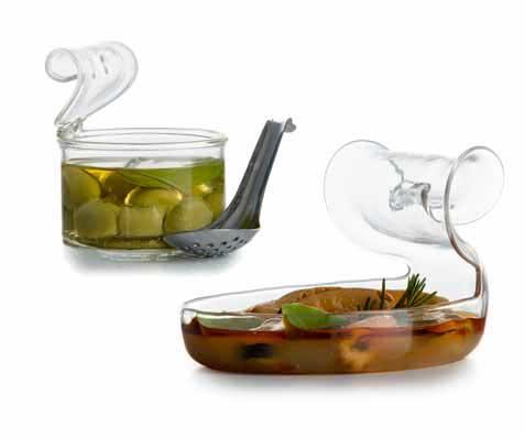 Latas de cristal borosilicato de 100%Chef