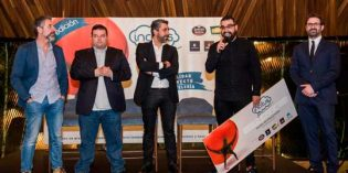 """La barra de cocina """"canalla"""" Pracer, premio Incitus al mejor proyecto hostelero en Galicia"""