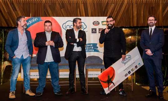 Los emprendedores finalistas de Incitus