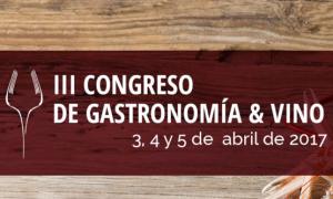 Logo congreso Gastronomía & Vino de Castellón