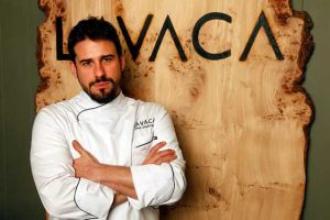 Javi Estévez, nuevo director gastronómico de LaVaca