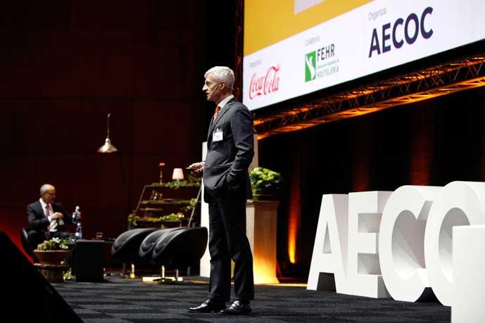 Andrea Illy en el Congreso Horeca de Aecoc