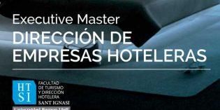 Máster de Dirección hotelera de la Universidad HTSI Ramón Llull