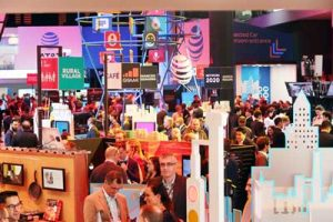Stands en el Mobile World Congress 2017