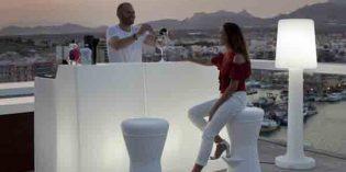 Newgarden: el mobiliario de exterior que ilumina tu terraza
