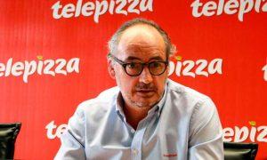 Pablo Juantegui, CEO de Telepizza