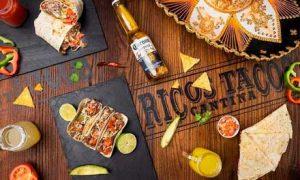 Platos que se sirven en la franquicia Ricos Tacos
