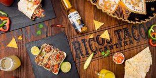 El Grupo La Mordida lanza la franquicia tex-mex Ricos Tacos