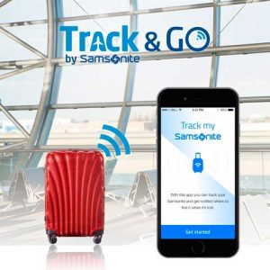 Solución Track&Go, de Samsonite