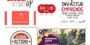 Cinco programas de aceleración para startups hosteleras y alimentarias