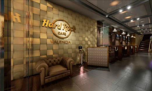 El nuevo Hard Rock Café de Valencia