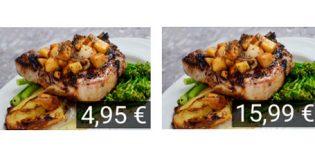 El precio: la clave para conseguir más clientes en el restaurante