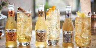 Dos nuevos ginger-ales de Fever-Tree para mezclar con combinados oscuros