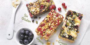 Planchas Placer: el éxito de la pastelería integral, vegana y sin gluten de Erlenbacher