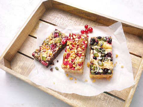 Las tres nuevas tartas de Erlenbacher