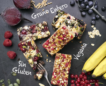 Atención a estas tres tendencias emergentes en pastelería que recoge Erlenbacher: grano entero o integral, vegana y sin gluten