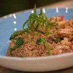 Aeropuerto Chi Jau Kay: receta del restaurante peruano Totora