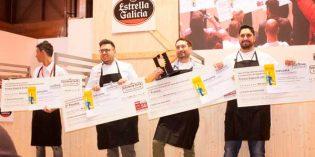 Tapas, tiradores de cerveza, cocina con AOVE… los ganadores de concursos del Salón de Gourmets