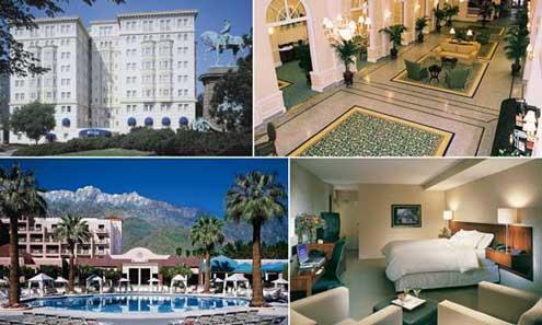 Hoteles Crestline