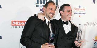 El neoyorquino Eleven Madison Park, nuevo Mejor restaurante del mundo