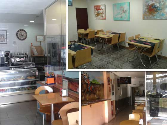 Cafetería en traspaso en Lleida