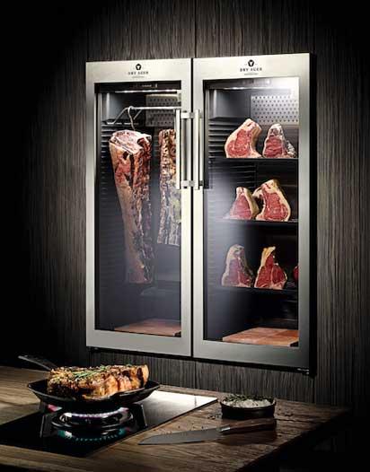 Cava de maduración de carne Dry Ager