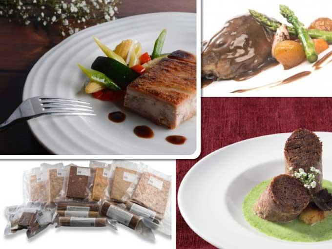 Platos de carne de VACinBAG