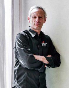 El chef Jesús Almagro