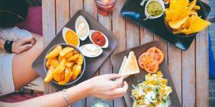 Comidas y cenas impulsan el consumo fuera del hogar