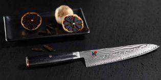 Cuchillos Miyabi: ingeniería alemana, artesanía japonesa
