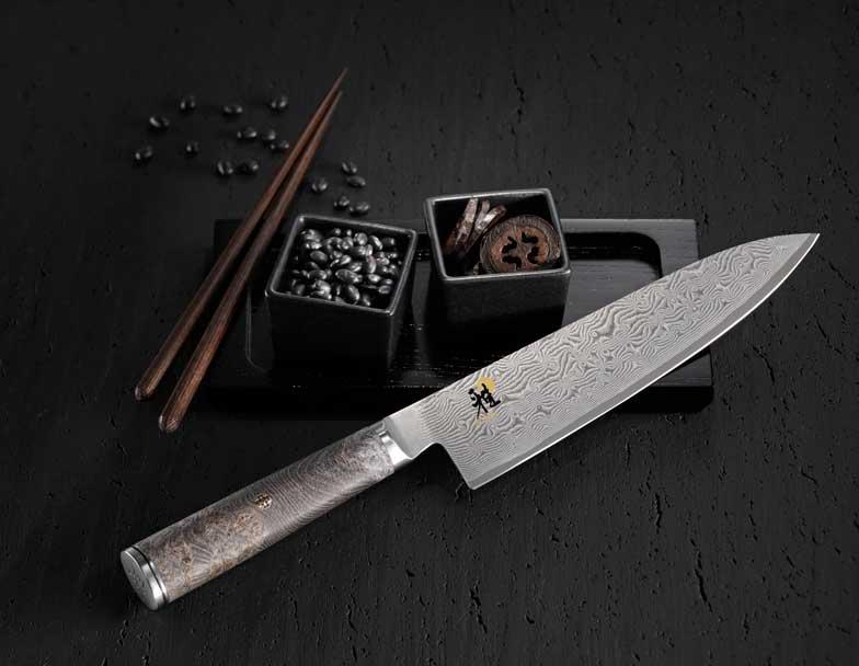 Cuchillo japonés Miyabi
