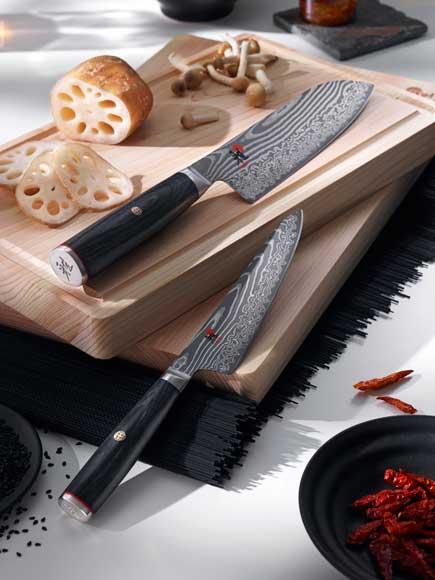 Cuchillos japoneses Miyabi