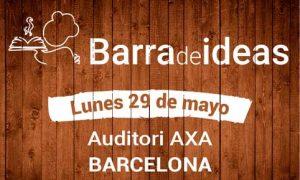 Cartel de Barra de Ideas Barcelona