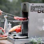 Beefer, la revolucionaria parrilla que asa y sella la carne en menos de 2 minutos