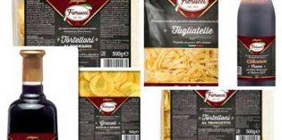 Campofrío presenta las nuevas pastas frescas y acetos de Fiorucci