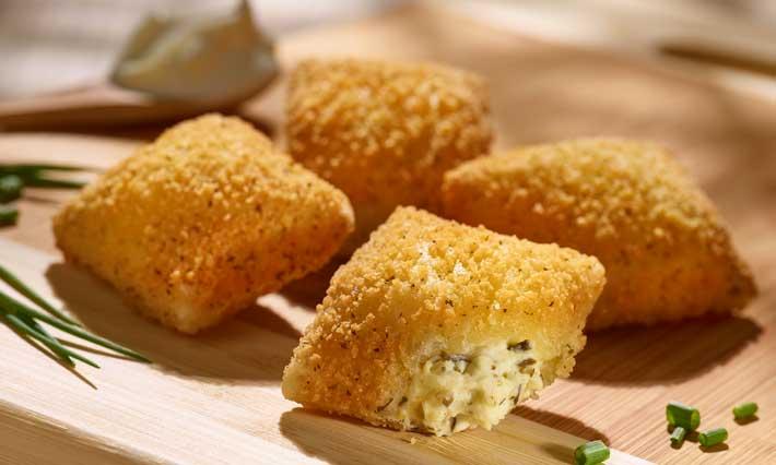Saquitos de queso a las finas hierbas de McCain