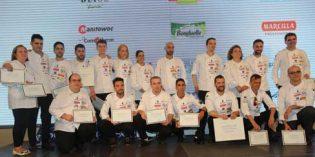 Nuevos finalistas de los concursos Cocinero y Camarero del Año