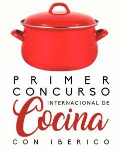 Cartel del concurso de Cocina con Ibérico