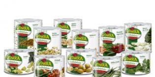 Gvtarra lanza su gama de verduras y legumbres para hostelería