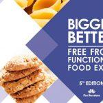Los productos sin gluten y sin lactosa, en las jornadas de la feria Free From/Functional Food Expo 2017