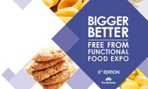 Logo de la feria Free From / Functional Food Expo2017