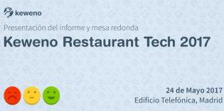 La transformación digital del restaurante, a análisis en la jornada Keweno Restaurant Tech