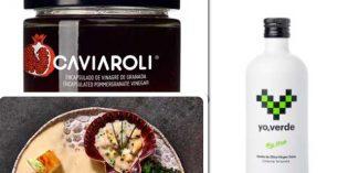 Visto en Gourmets: fondos y salsas, perlas de vinagre, AOVE extraverde