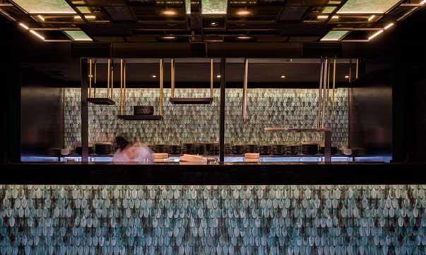 La barra de sushi de Zela