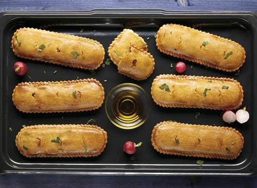 Empanadillas gallegas de atún Chousa, de 160 g